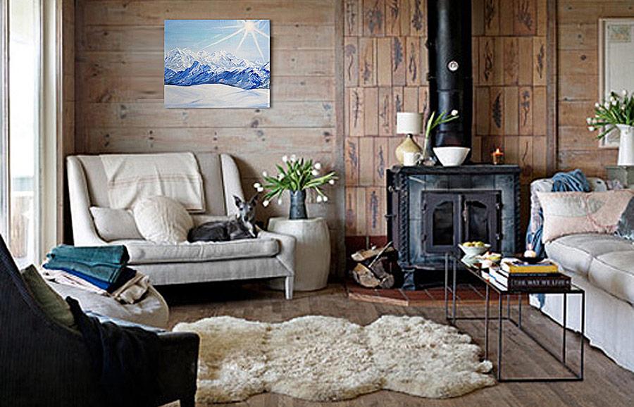 Интерьеры загородных домов в скандинавском стиле фото